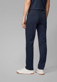 BOSS - Straight leg jeans - dark blue - 2
