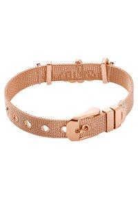 Heideman - ARMBAND BELIEVE - Bracelet - rose goldfarbend - 2