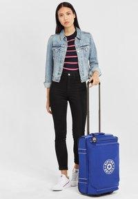 Kipling - DISTANCE S - Wheeled suitcase - laser blue - 1
