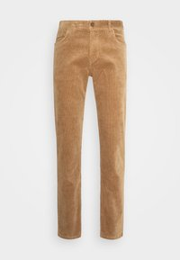 Solid - DRYDER - Trousers - beige - 3