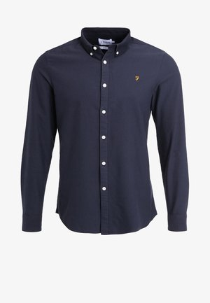 BREWER - Shirt - navy
