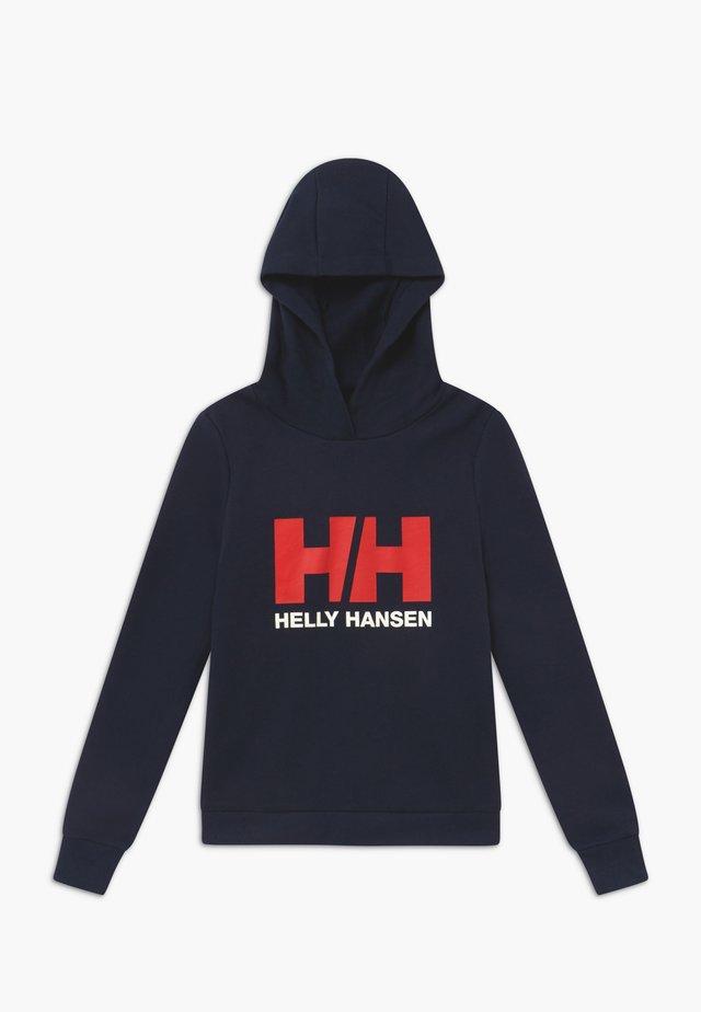 LOGO HOODIE UNISEX - Hoodie - navy
