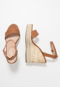 New Look - OCEAN - Sandalen met hoge hak - tan - 3