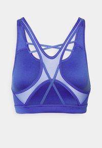 Nike Performance - STRAPPY BRA - Reggiseno sportivo con sostegno medio - lapis/sapphire - 1
