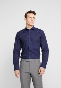 Bruun & Stengade - OWEN - Formal shirt - navy - 0