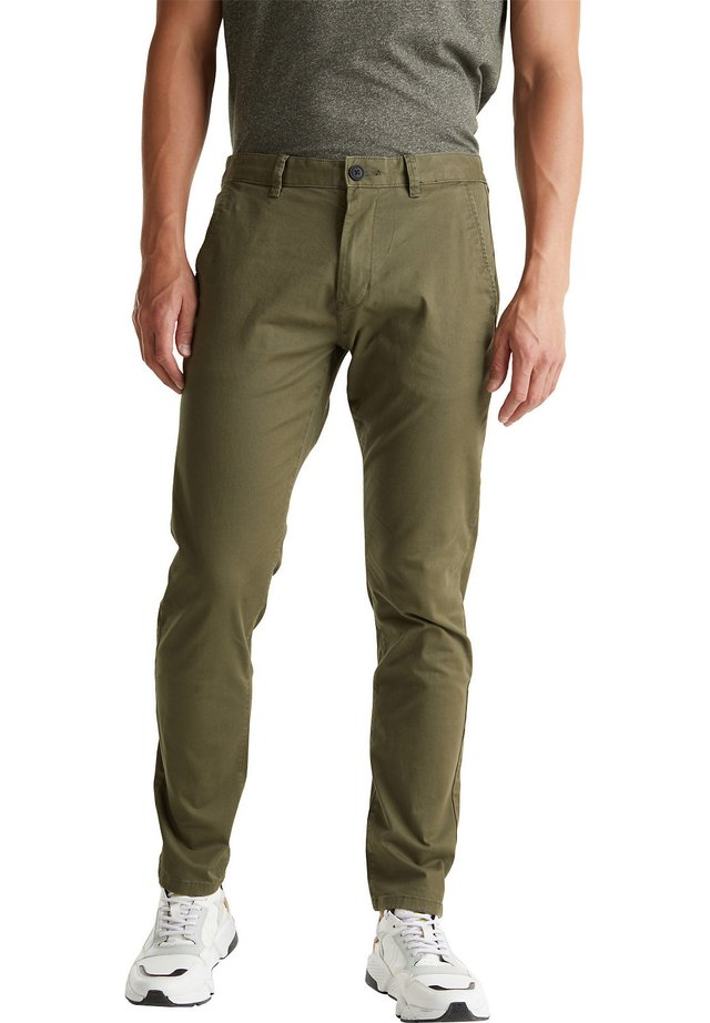 FASHION  - Chinos - dark khaki