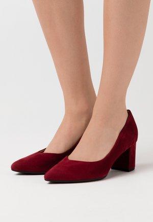 NERA - Escarpins - ruby