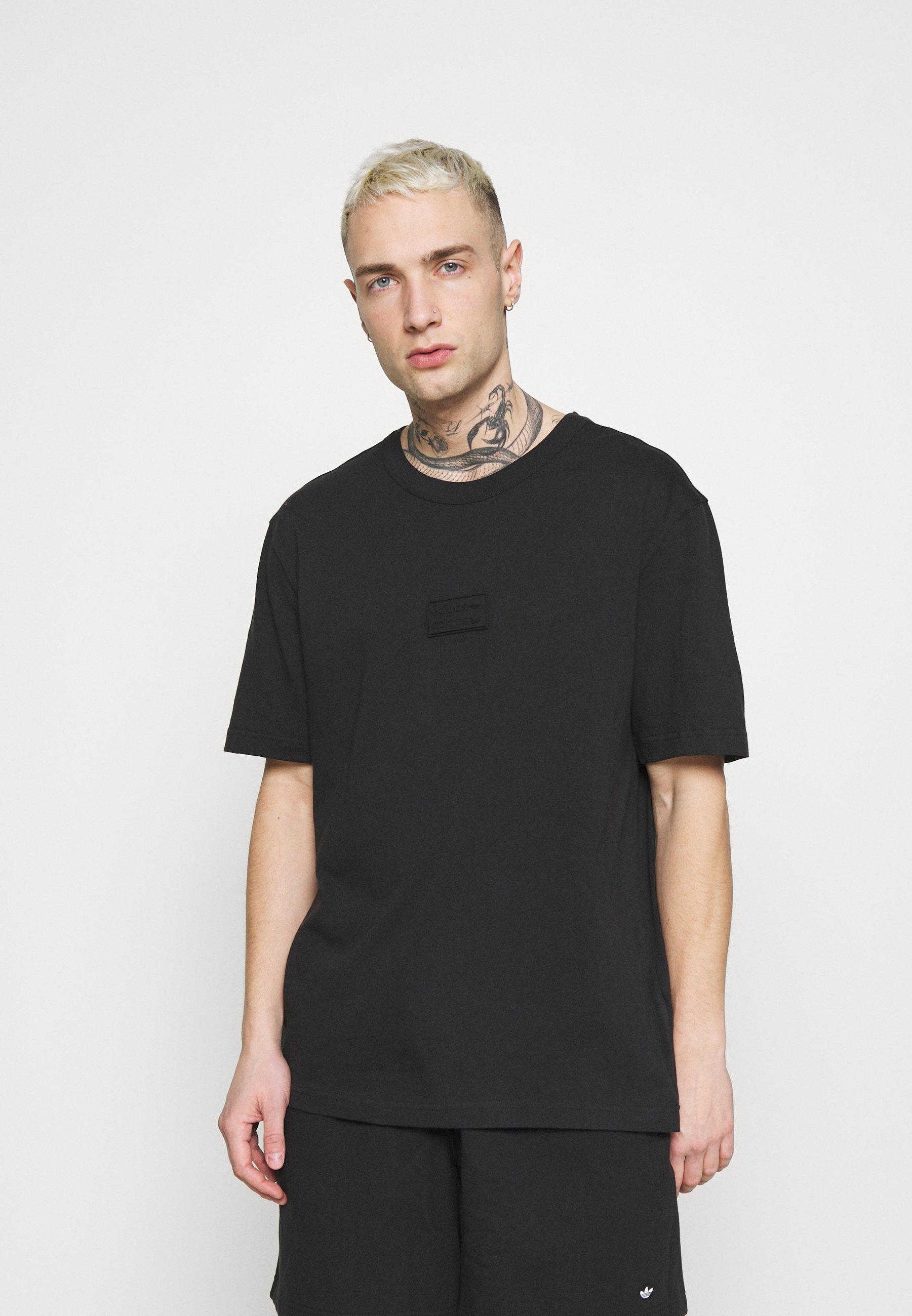 Homme BADGE UNISEX - T-shirt basique