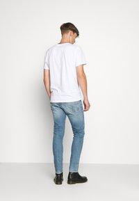 Tiger of Sweden Jeans - PISTOLERO - Jeans straight leg - light blue - 2