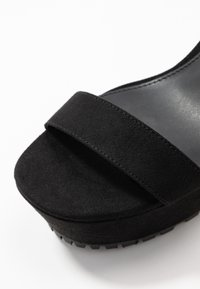 Even&Odd - High heeled sandals - black - 2