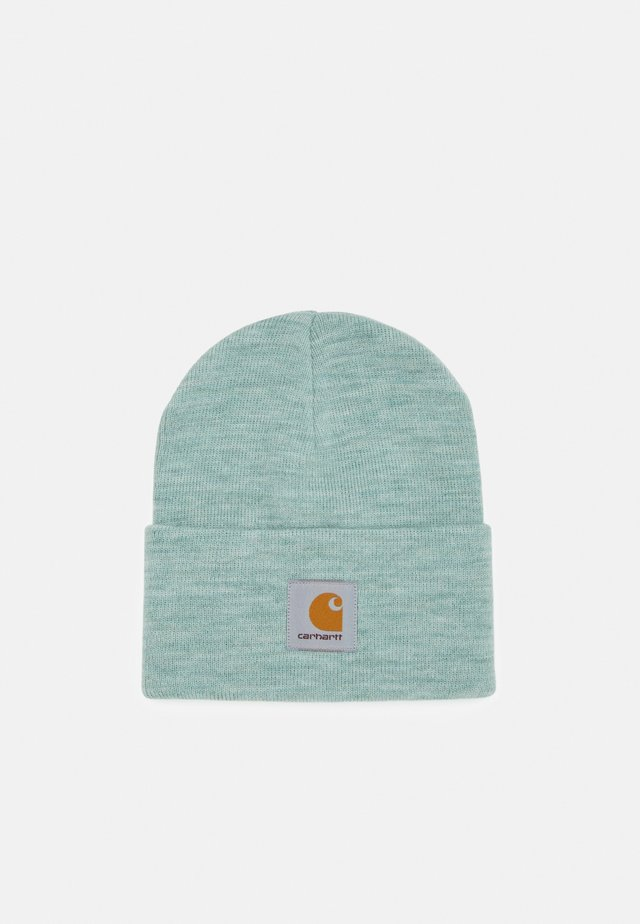 WATCH HAT UNISEX - Lue - frosted green heather