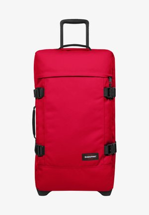 TRANVERZ - Wheeled suitcase - sailor red