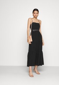 Forever New - TEIRED DRESS - Maxi dress - black - 1