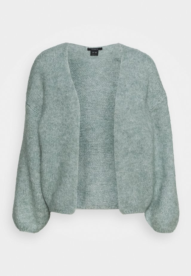 CARDIGAN VANESSA - Vest - light aqua