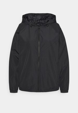 MTWENTY JACKET - Summer jacket - black