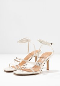Who What Wear - EVERLY - High heeled sandals - prestine - 4