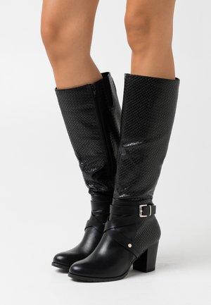 HEADLINER - Støvler - black