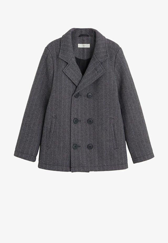 BALVIN - Pitkä takki - grau