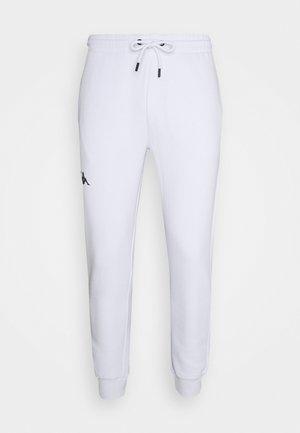 JERO - Pantalon de survêtement - bright white