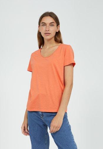 HAADIA - Basic T-shirt - sunrise