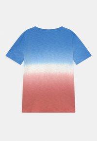 GAP - BOYS WASH EFFECT TEE - Print T-shirt - blue - 1
