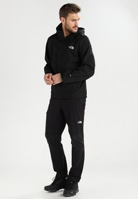 The North Face - SANGRO - Hardshell jacket - black - 1