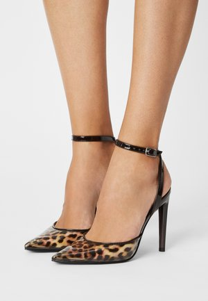 ALESSI - Classic heels - brown