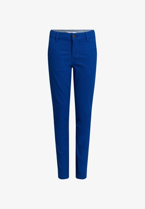 MET STRUCTUUR - Chinos - cobalt blue