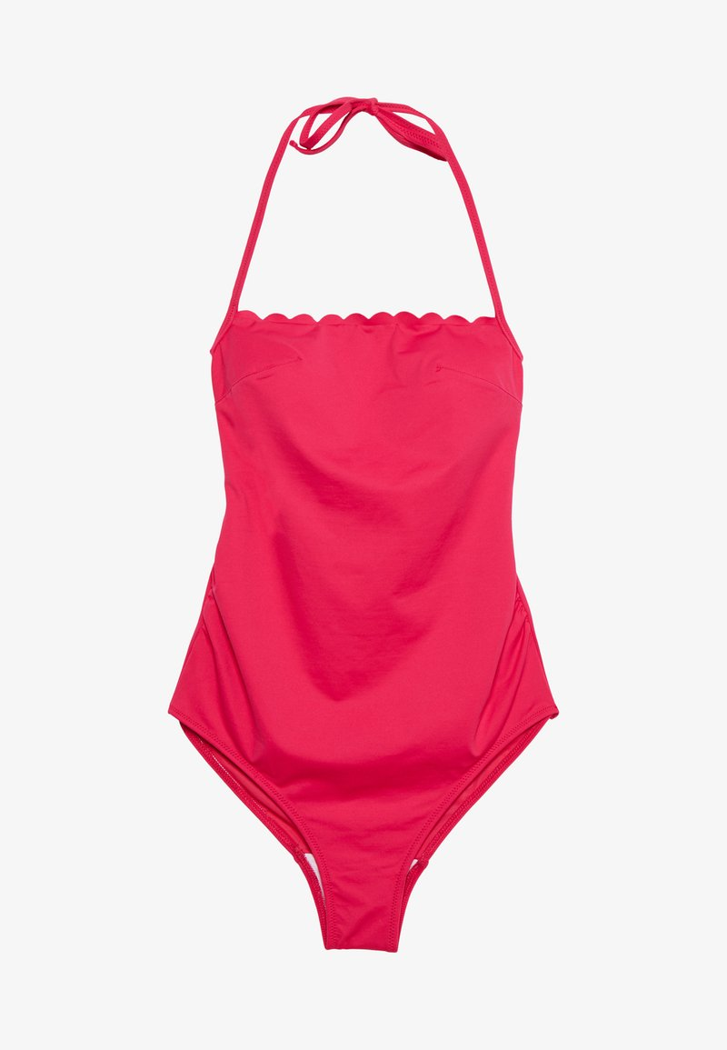 Cache Coeur - KYOTO ONE PIECE MATERNITY BATHING SUIT WITH FIXED PADS - Swimsuit - fuchsia