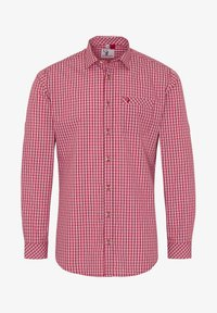 Spieth & Wensky - Shirt - red - 4