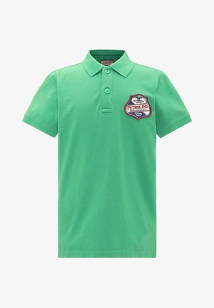 Polo - bright green