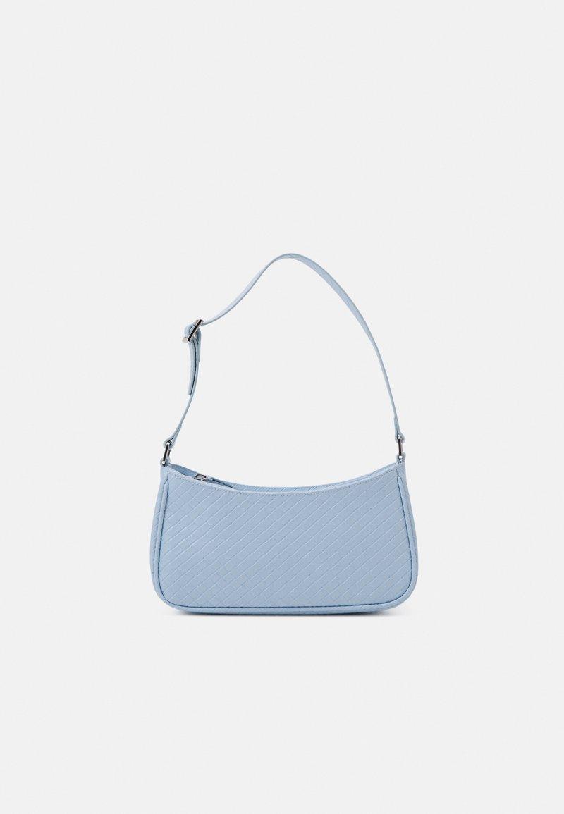 Monki - ODESSA BAG - Handbag - blue