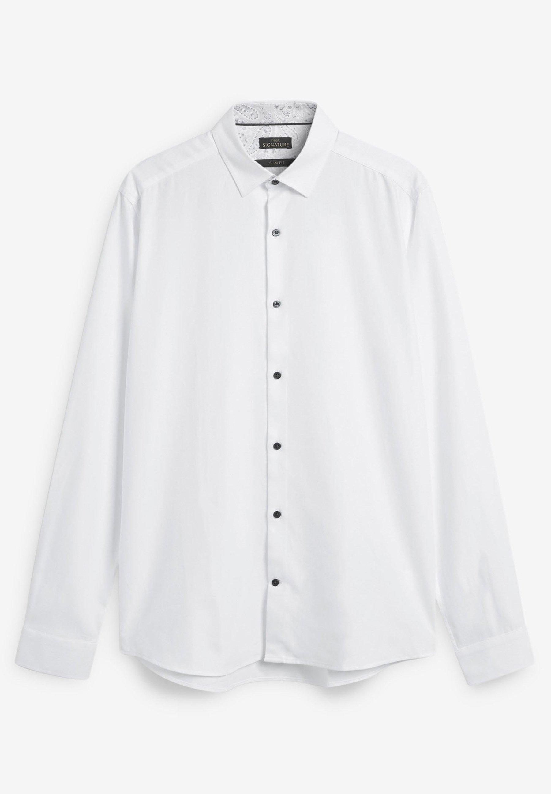 Hombre SIGNATURE HERRINGBONE - Camisa elegante