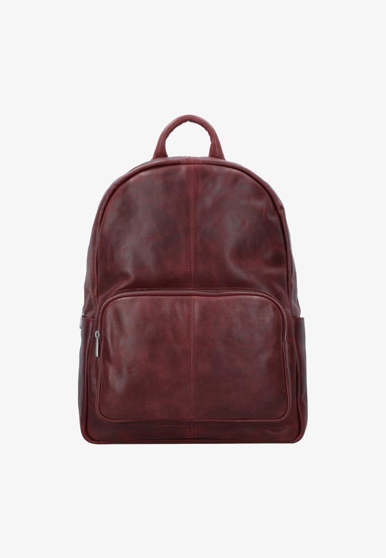 Cowboysbag - MASON - Rucksack - burgundy