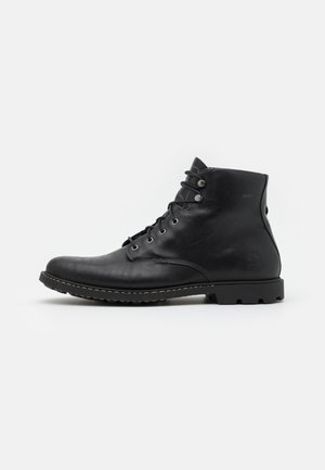 BELANGER BOOT WP - Lace-up ankle boots - black