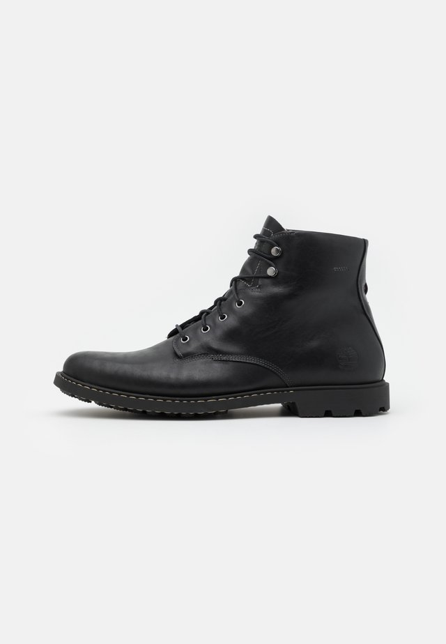BELANGER BOOT WP - Schnürstiefelette - black