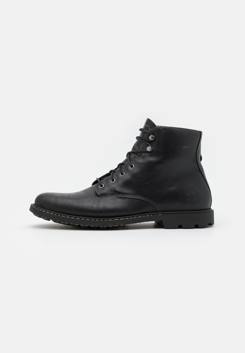 Timberland - BELANGER BOOT WP - Lace-up ankle boots - black