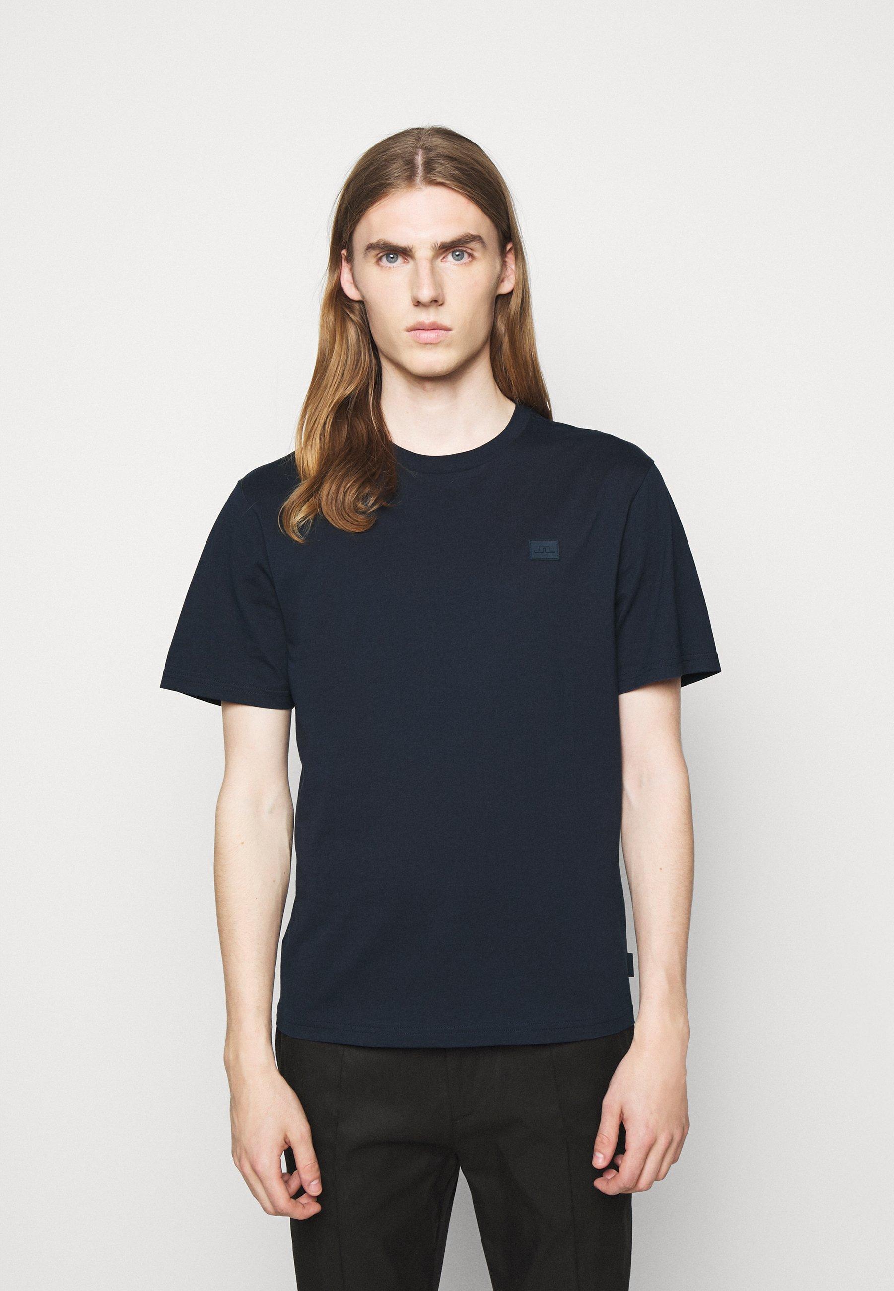 Men DALE LOGO PATCH - Basic T-shirt