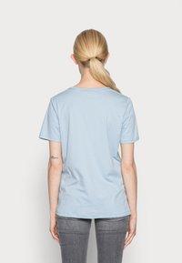 s.Oliver - Basic T-shirt - blue fog - 2