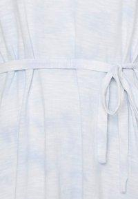 GAP - TIERED - Jersey dress - cloudy blue - 2