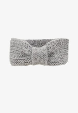 LINA MIX HEADBAND - Ear warmers - light grey melange