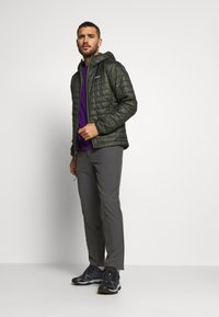 Patagonia - NANO PUFF HOODY - Winter jacket - kelp forest - 1