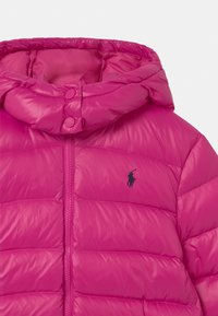Polo Ralph Lauren - CHANNEL OUTERWEAR - Down jacket - college pink - 3
