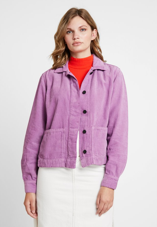 FARZIN - Giacca leggera - lilac