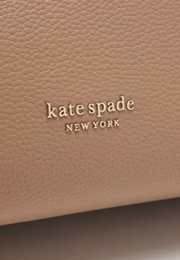 kate spade new york - MEDIUM SATCHEL - Handbag - raw pecan - 7