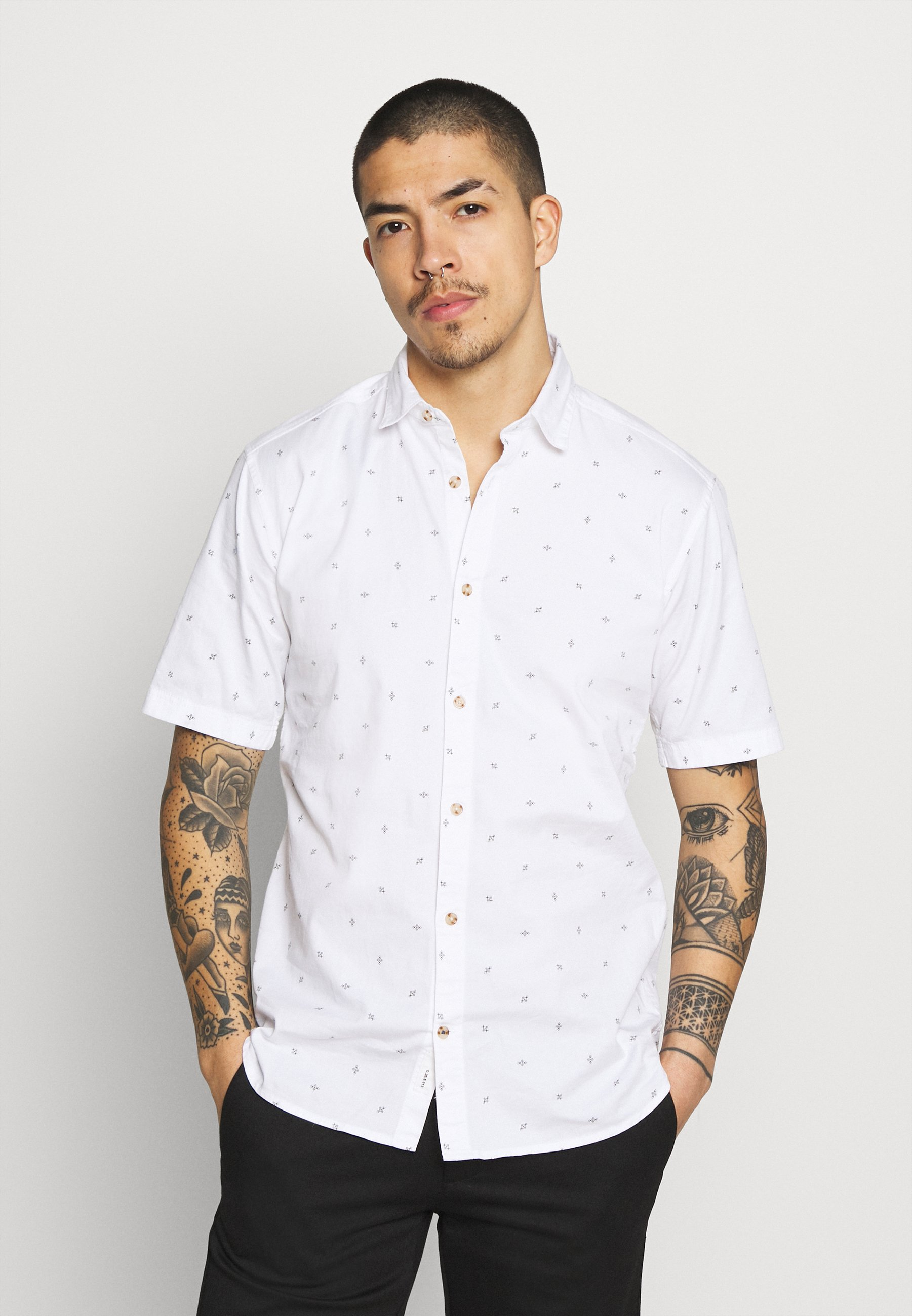 Homme ONSTROY LIFE DITSY  - Chemise