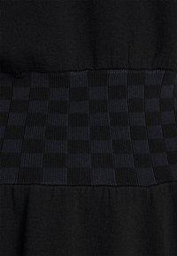 Tory Burch - WAIST DRESS - Jumper dress - black - 6