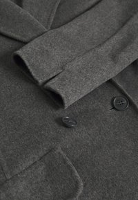 Steffen Schraut - LUXURY WEEKEND COAT - Classic coat - medium grey - 2