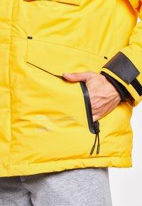 National Geographic - Down jacket - lemon chrome - 3