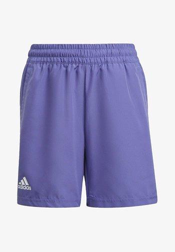 CLUB TENNIS SHORTS - Sports shorts - purple